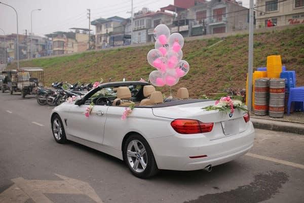 Can Canh Nhung Chiec Xe Hoa Sang Nhat Xin Nhat Trong Dam Cuoi Cua Dai Gia Ha Thanh