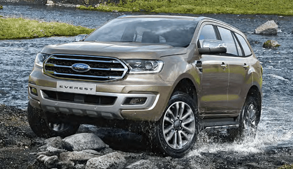 Ford Everest 2018 New 1 1