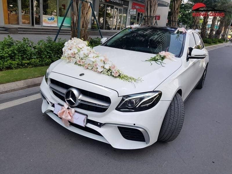 Thuê xe cưới Mercedes tại tphcm