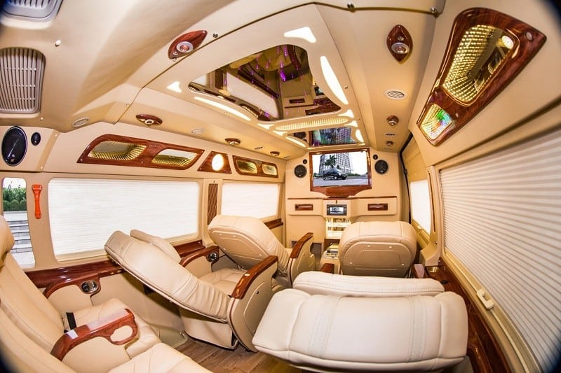 thuê xe limousine ở sài gòn