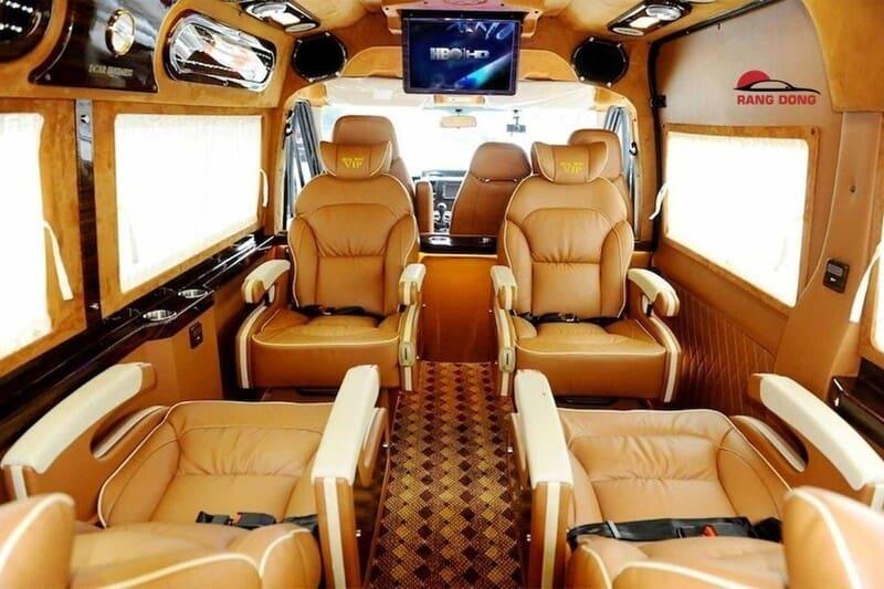 thuê xe limousine tphcm
