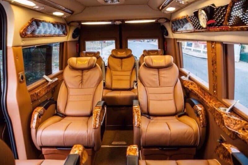 thuê xe limousine giá rẻ ở đâu