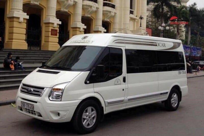 Cho thuê xe limousine ở Sài Gòn