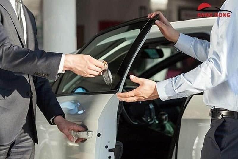 Thuê xe tự lái TP.HCM không cần hộ khẩu