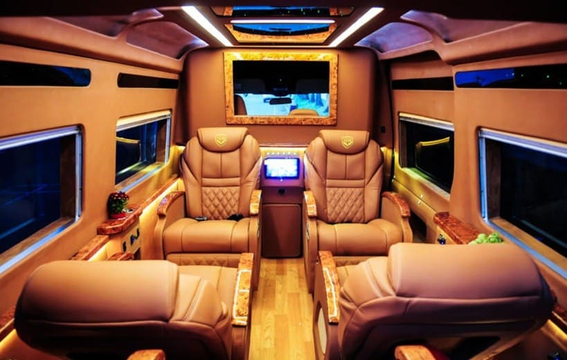 Xe Limousine Ha Noi Vinh