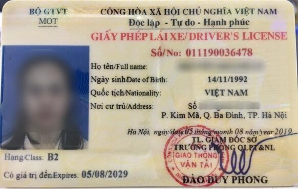 Su Khac Nhau Giua Bang Lai Xe B1 Va B2 2808112158