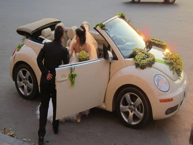 Liệu xe đám cưới có được ưu tiên không?