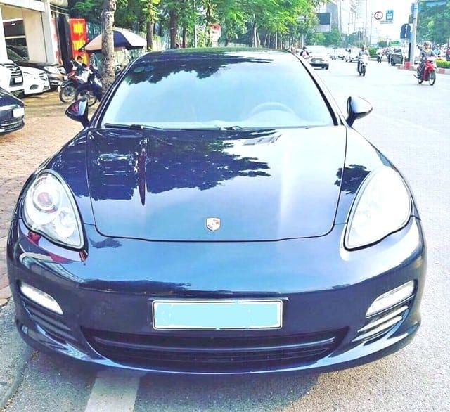 Rạng Đông – Địa chỉ thuê xe cưới Porsche uy tín nhất tphcm