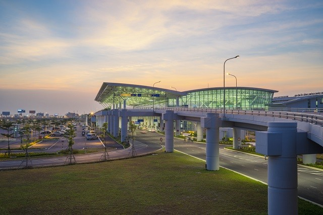 Cảng hàng không quốc tế Nội Bài - sân bay quốc tế đẹp nhất tại Việt Nam