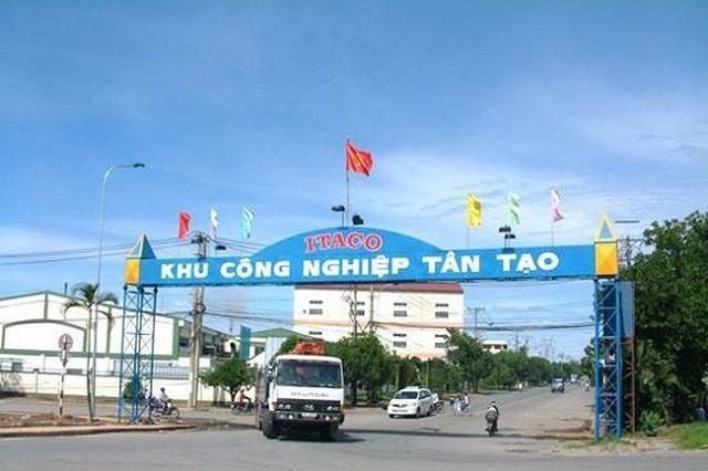 Địa chỉ chính xác của địa chỉ khu công nghiệp tân tạo chính là phường Tân Tạo A, quận Bình Tân, Thành Phố Hồ Chí Minh
