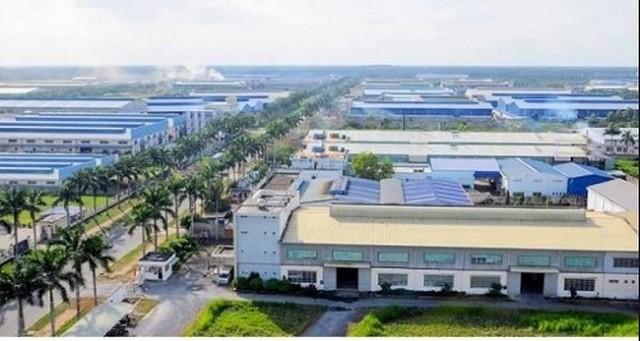 Địa chỉ khu công nghiệp tân tạo tại TP.HCM.