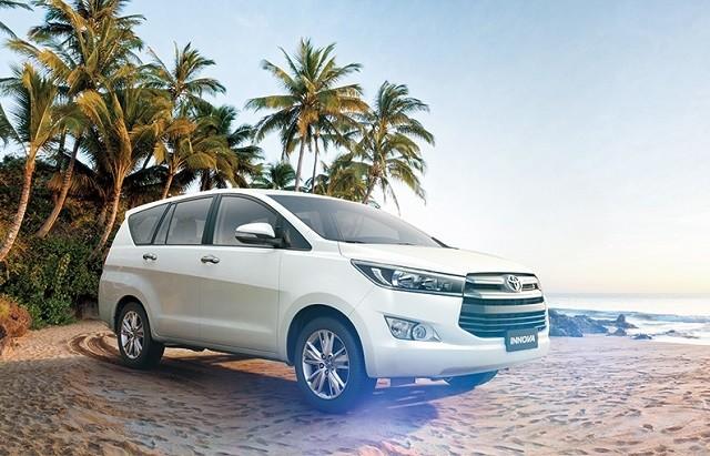 Giá thuê xe đi Vũng Tàu phụ thuộc vào từng dòng xe bạn muốn thuê. Nguồn: Internet