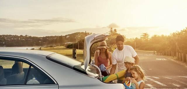 Những chiếc xe thuê tốt nhất cho các kỳ nghỉ gia đình là gì?